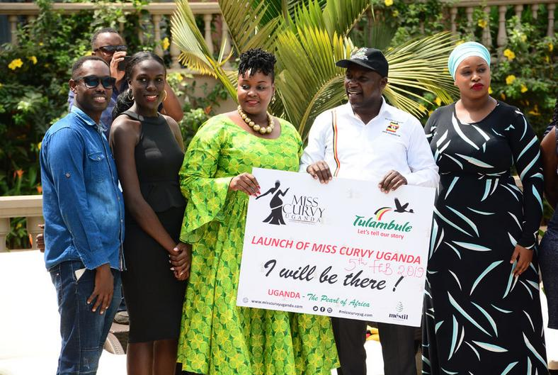 The pageant was unveiled in Kampala on Tuesday by the State Minister for Tourism, Mr Godfrey Kiwanda, as part of tourism promotion.
