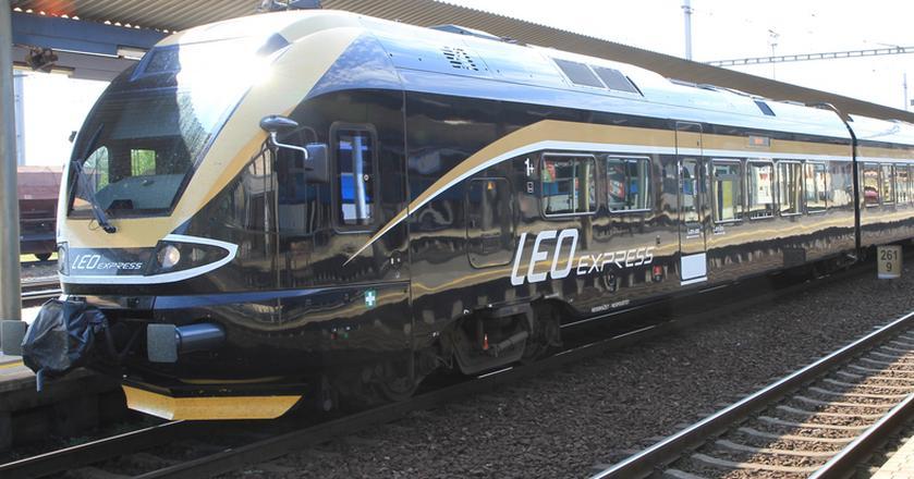 Leo Express to czeski przewoźnik kolejowy. W ofercie ma również tanie połączenia autobusowe