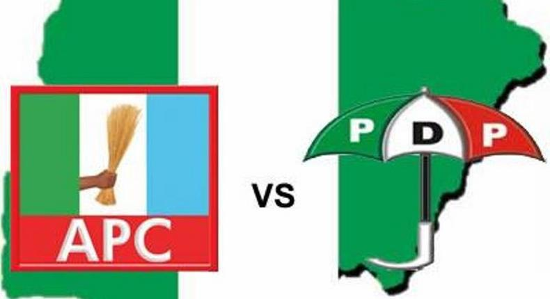 PDP and APC in Nigeria