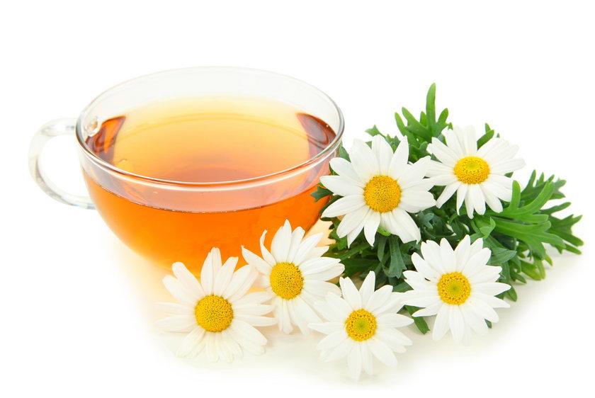 herbata  z rumianku