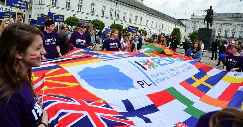 Na polskich uczelniach studiuje obecnie ponad 57 tys. obcokrajowców