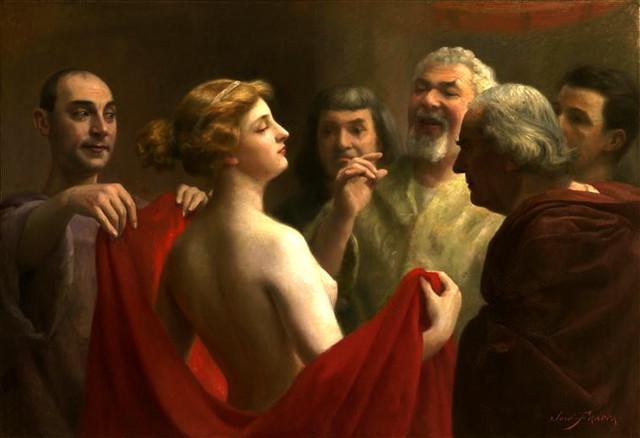 Žoze Frapa, Frina, 1904.