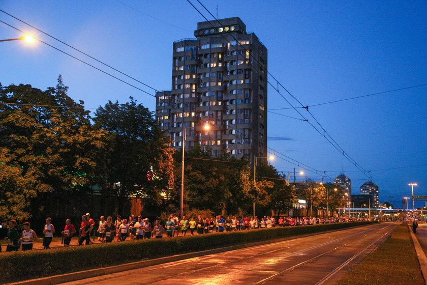 Nocny półmaraton we Wrocławiu