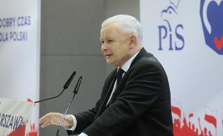 Kaczyński: Nie będzie małżeństw homoseksualnych, nie będzie eutanazji