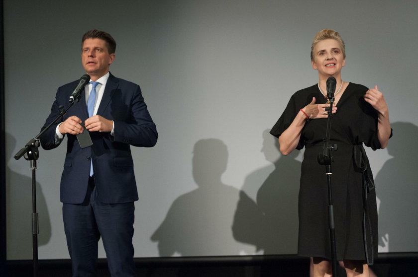 Ryszard Petru, Joanna Scheuring-Wielgus