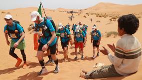 Marathon des Sables - 230 km biegiem przez marokańską pustynię