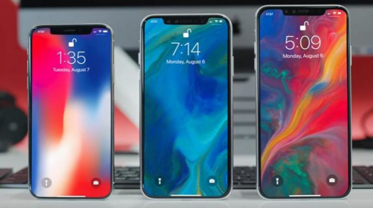 Novi modeli Eplovih telefona
