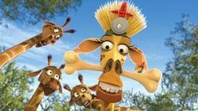 """Madagaskar 2"": neurotyczna księga dżungli"