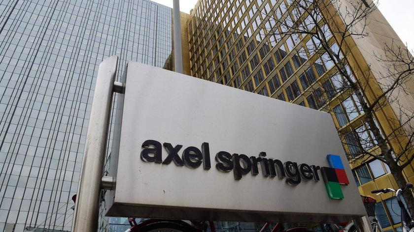 Nagroda dla Ringier Axel Springer