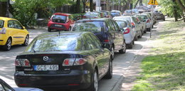 Parkingowa rewolucja na Saskiej Kępie