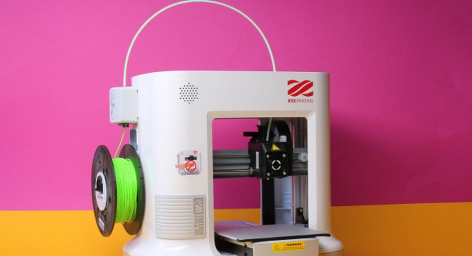 3D-Drucker für 300 Euro im Test: da Vinci Mini w+