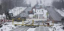 Zobaczcie, jak idzie budowa tramwaju na Morenę