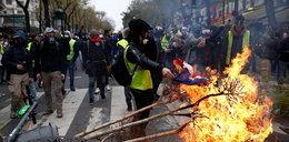 Zamieszki we Francji. Aresztowania na masową skalę, 135 rannych!