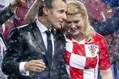 PERFORMANS NA KIŠI Kolindino ponašanje zasenilo finale svetskog prvenstva, Hrvatska podeljena: Neodoljiva ili PRIPITA?!