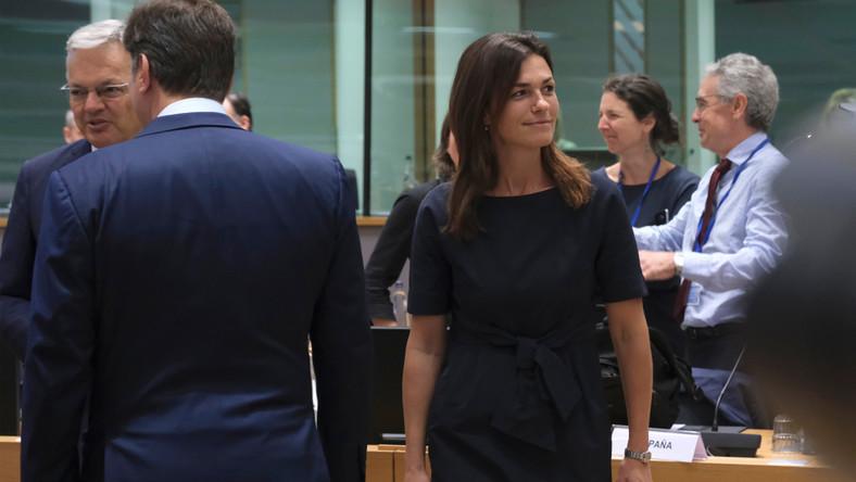 Judit Varga, minister sprawiedliwości Węgier