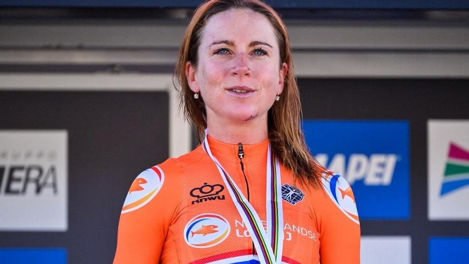 Annemiek Van Vleuten, zdjęcie z 2020 r.