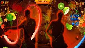 """""""Fruit Ninja Kinect"""" w wersji retro"""