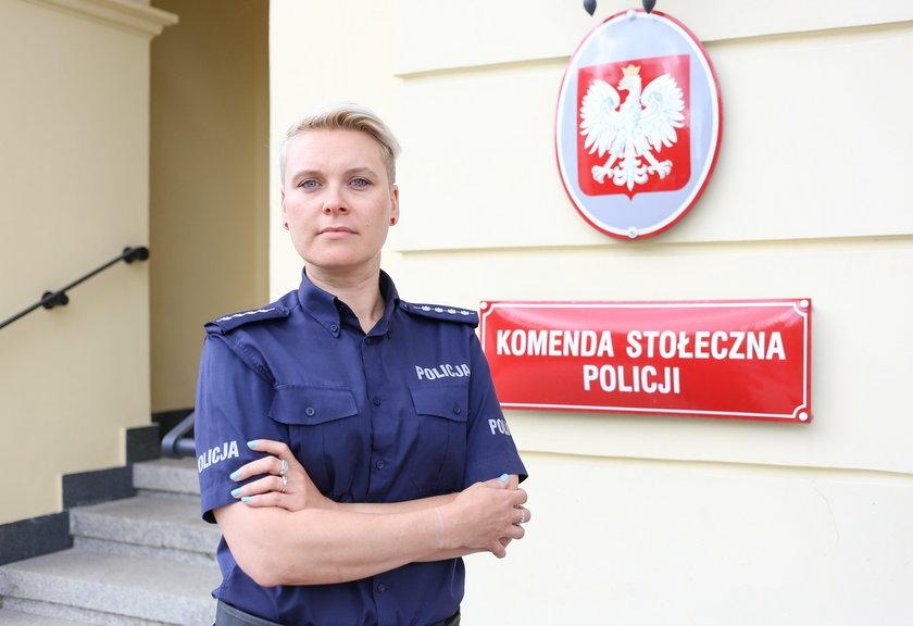 Barbara Olpińska została pogryziona przez dwa psy