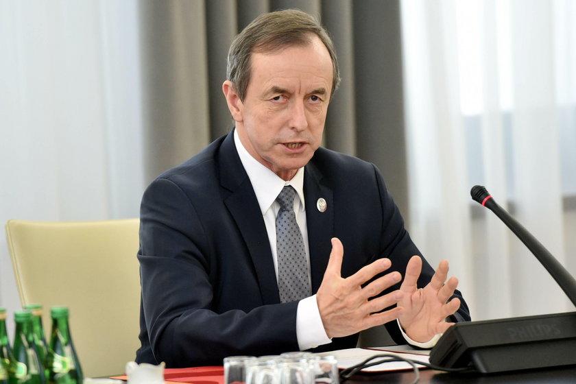 Tomasz Grodzki marszałek Senatu