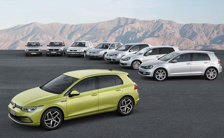 W tym roku Golf, najpopularniejszy samochód w Europie, skończył 45 lat. Od rozpoczęcia produkcji czysto matematycznie co 41 sekund gdzieś na świecie składano zamówienie na nowego Golfa – daje to średnio około 780 tys. aut rocznie. Tylko w 2018 Volkswagen sprzedał około 830 tys. sztuk tego auta, więc to kluczowy model ze względu na biznes. W ocenie niemieckiego koncernu nowa wersja ponownie ustanowi punkt odniesienia w klasie kompakt m.in. pod względem spalania oraz emisji CO2, komfortu jazdy czy jakości wykonania