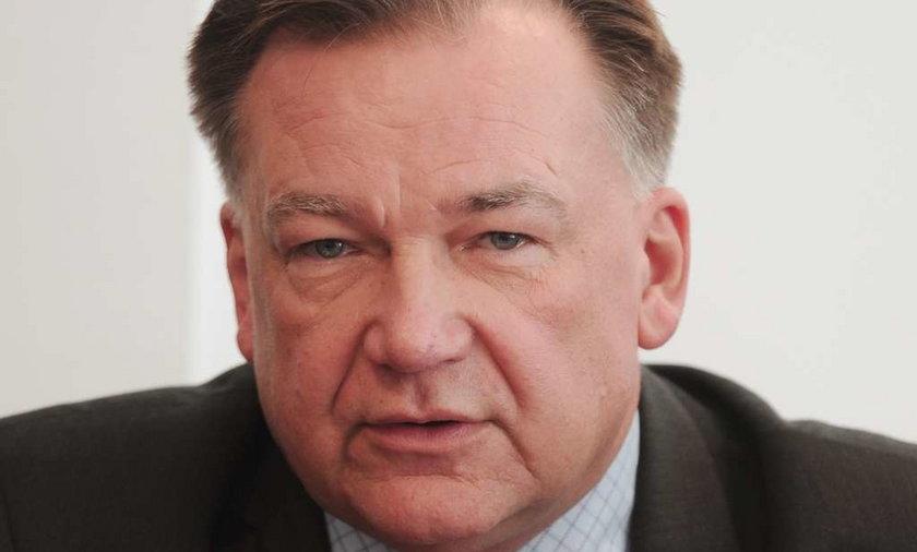 Marszałek Struzik: Czekamy na finał śledztwa
