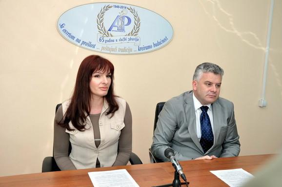 Uskoro i savetovalište u Apotekarskoj ustanovi: Sa konferencije za medije