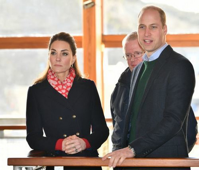 Kejt Midlton i princ Vilijam