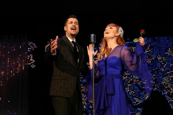 Svečanost je započela duetom Aleksandre Kovač i Marka Tolje