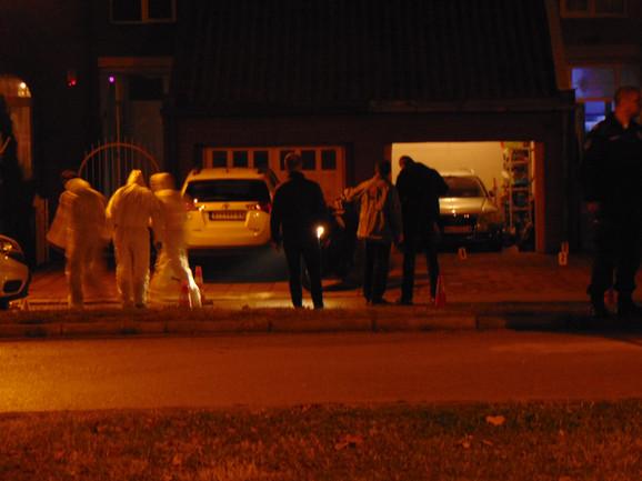 Ubistvo u niškom naselju Beverli Hils, foto Branko Janačković
