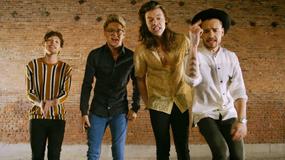 """One Direction prezentują teledysk do """"History"""""""