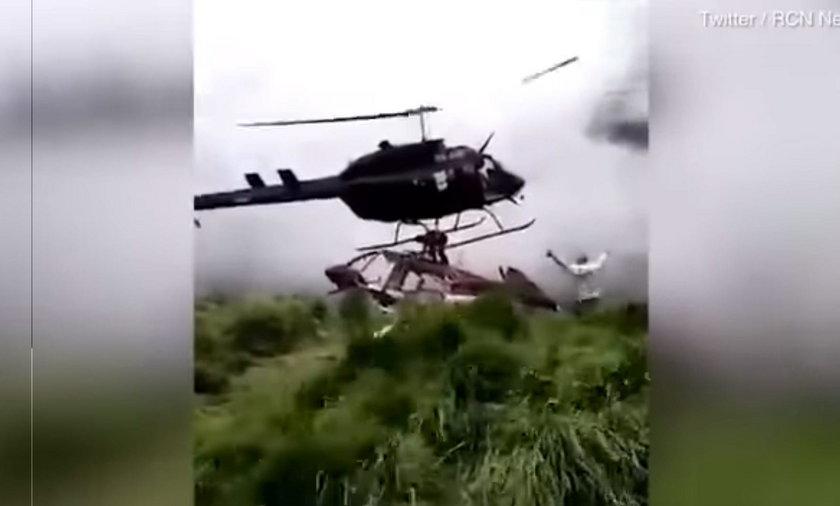 Tragedia w górach. Śmigłowiec ratunkowy zabił człowieka