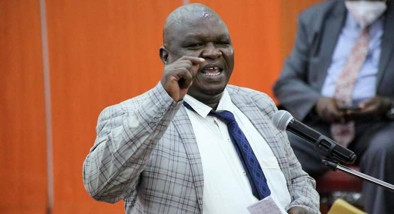 Muguga MCA Eliud Ngugi is dead