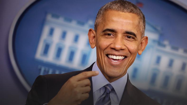 Prezydent Barack Obama studiował na Harvardzie
