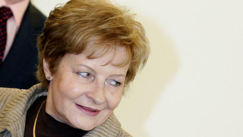 Palikot: Gilowska to mumia