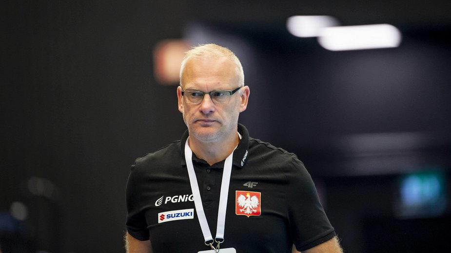 Arne Senstad (trener reprezentacji Polski szczypiornistek)