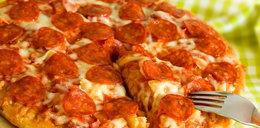 SZOK! Myszy w Pizza Hut!