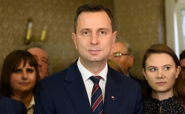 Prezes PSL i kandydat ludowców na prezydenta Władysław Kosiniak-Kamysz