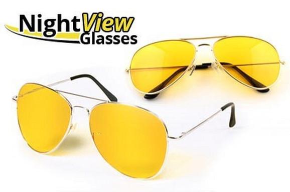 Naočare za noćnu vožnju