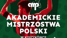 Akademickie Mistrzostwa Polski w koszykówce mężczyzn