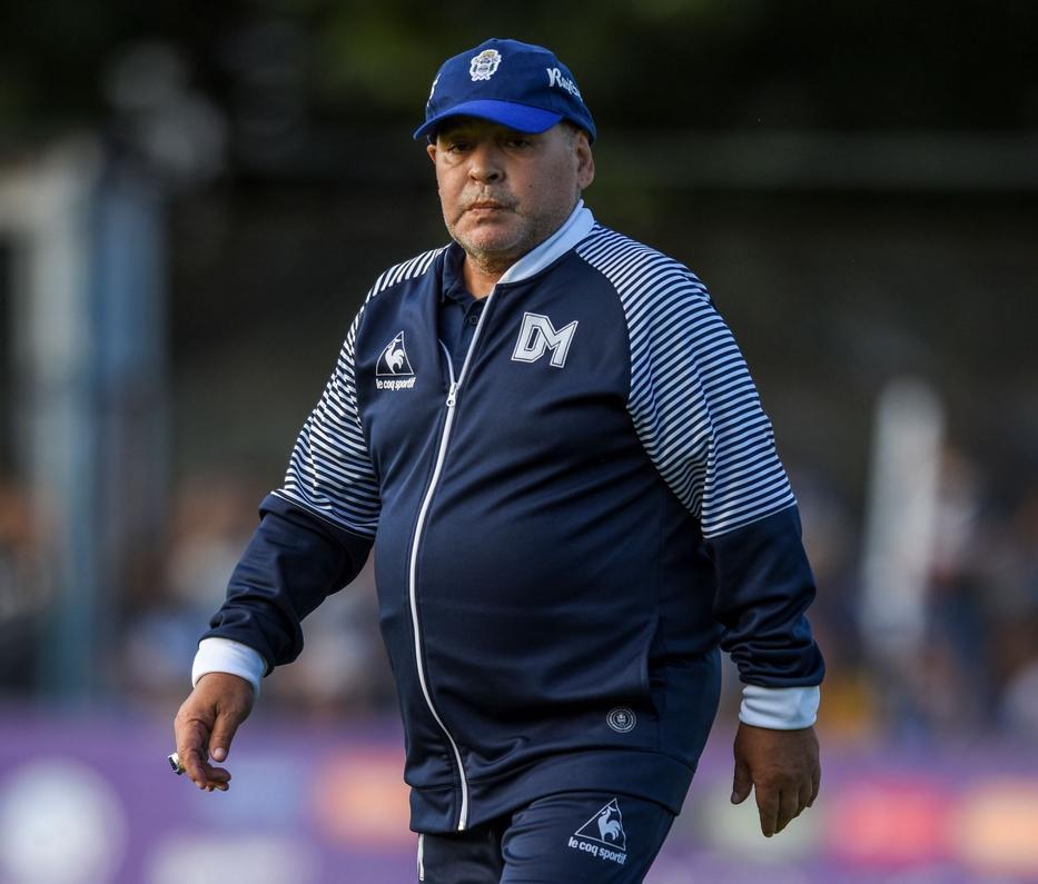 Diego Maradona /Fotó: Getty Images