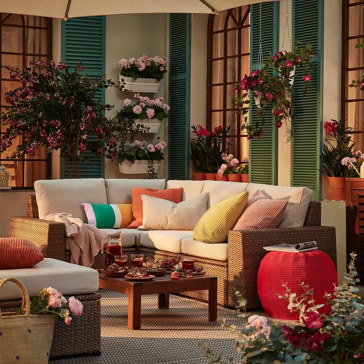 Letnji izazov -Pretvorite svoje dvorište ili balkon u savršenu destinaciju za odmor