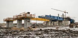 Gigantyczny most rośnie pod Wrocławiem