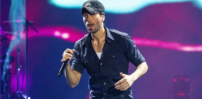 Enrique Iglesias wystąpi w Polsce