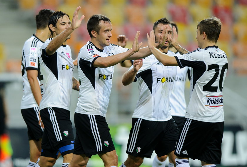 Kolejne zwycięstwo mistrza Polski