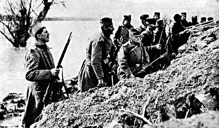 oslobodjenje bgd Vojska_Ada_Ciganlija  foto wikipedija