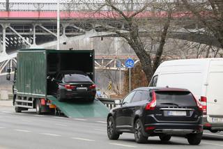 Rzecznik rządu po stłuczce z udziałem auta wiceszefa MON: Wszelkie takie sprawy są analizowane