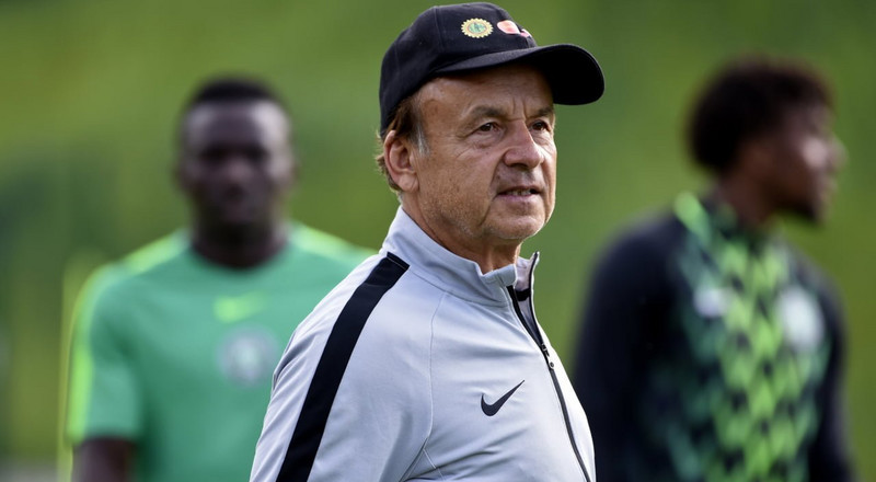 Former Super Eagles forward Daniel Amokachi blasts NFF for staggering $2M compensation clause in Gernot Rohr's contract
