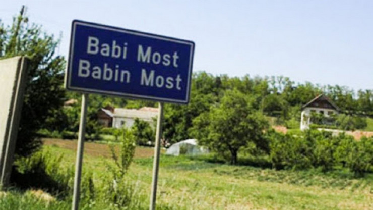 Babin most