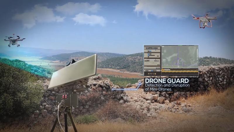 Amerykańska armia kupuje izraelski system do walki z dronami ISIS