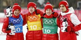 Mamy to! Brązowy medal polskich skoczków